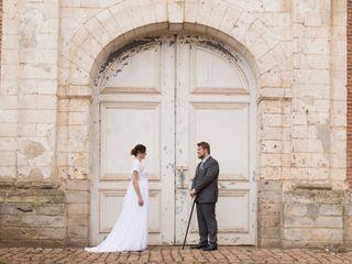 Le mariage de Sandrine et Thibaut