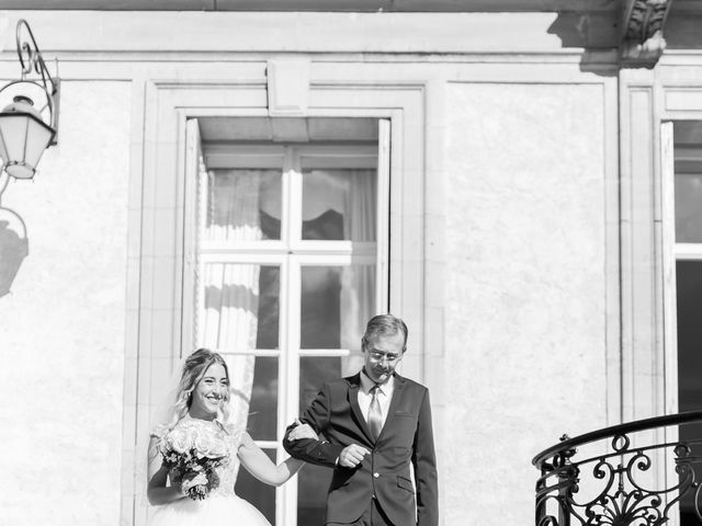 Le mariage de David et Océane à Paris, Paris 36