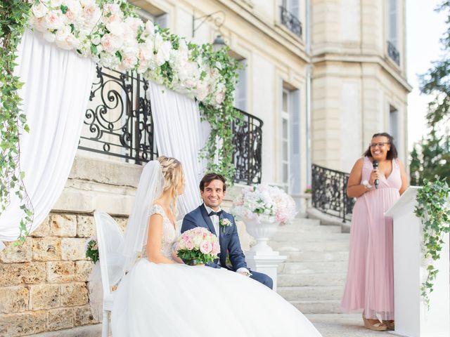 Le mariage de David et Océane à Paris, Paris 38