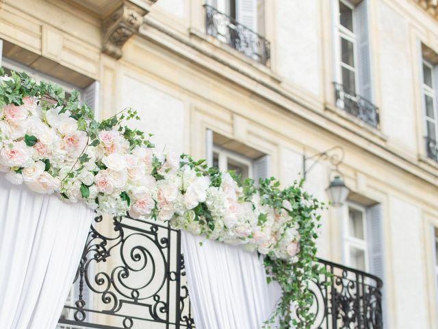 Le mariage de David et Océane à Paris, Paris 39