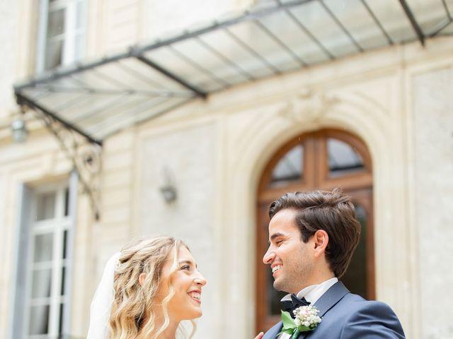 Le mariage de David et Océane à Paris, Paris 56