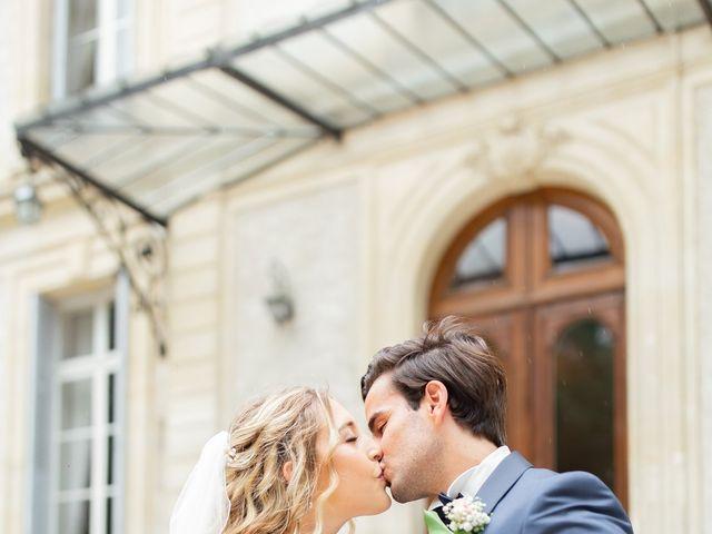 Le mariage de David et Océane à Paris, Paris 55