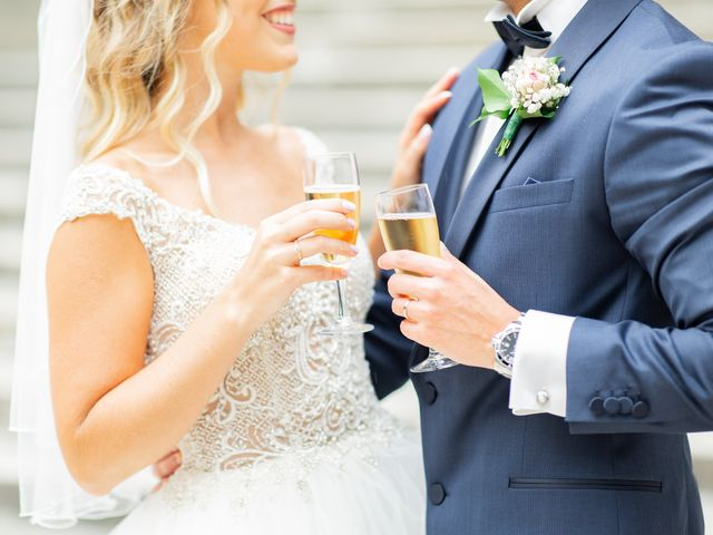 Le mariage de David et Océane à Paris, Paris 57