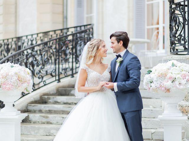 Le mariage de David et Océane à Paris, Paris 66