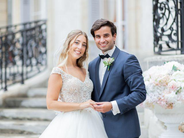 Le mariage de Océane et David