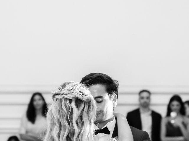 Le mariage de David et Océane à Paris, Paris 88