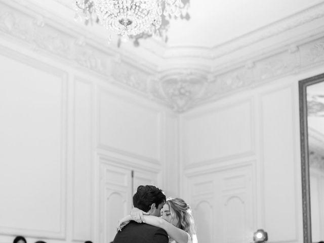 Le mariage de David et Océane à Paris, Paris 89