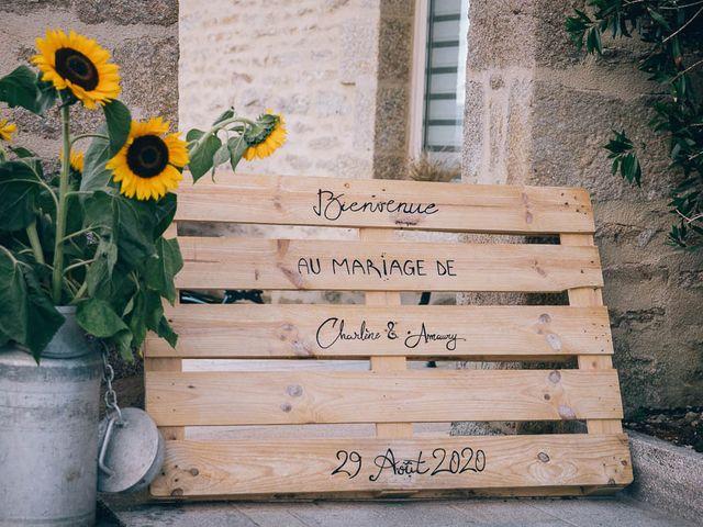 Le mariage de Amaury et Charlène à Vannes, Morbihan 1