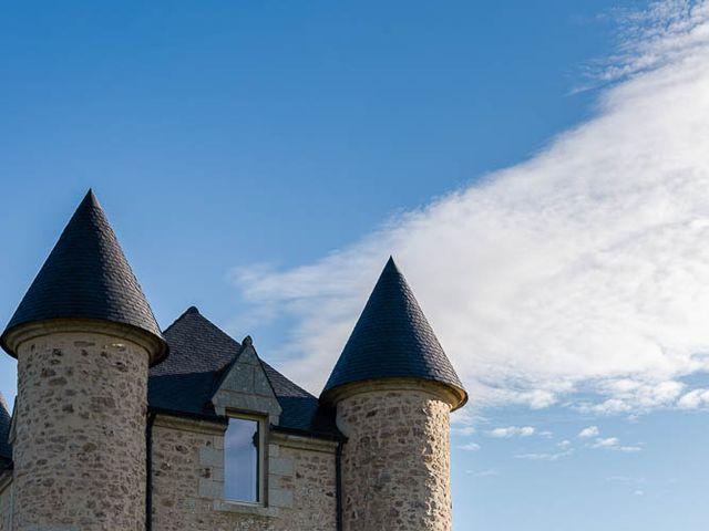 Le mariage de Amaury et Charlène à Vannes, Morbihan 3