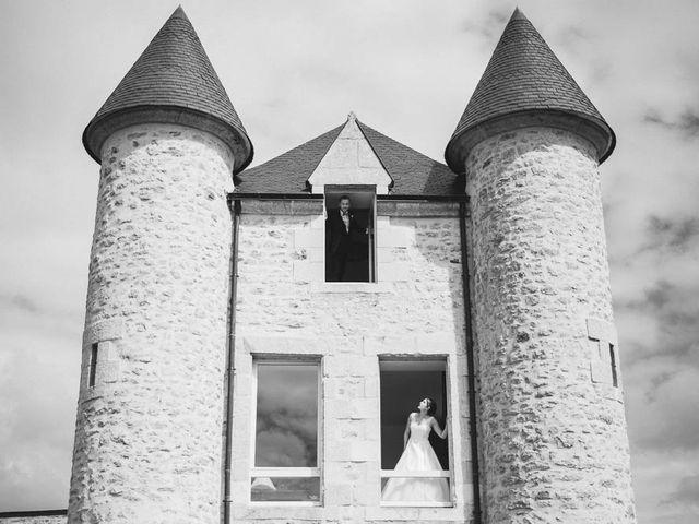 Le mariage de Amaury et Charlène à Vannes, Morbihan 13