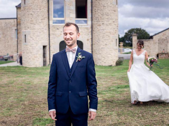 Le mariage de Amaury et Charlène à Vannes, Morbihan 18