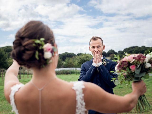 Le mariage de Amaury et Charlène à Vannes, Morbihan 20