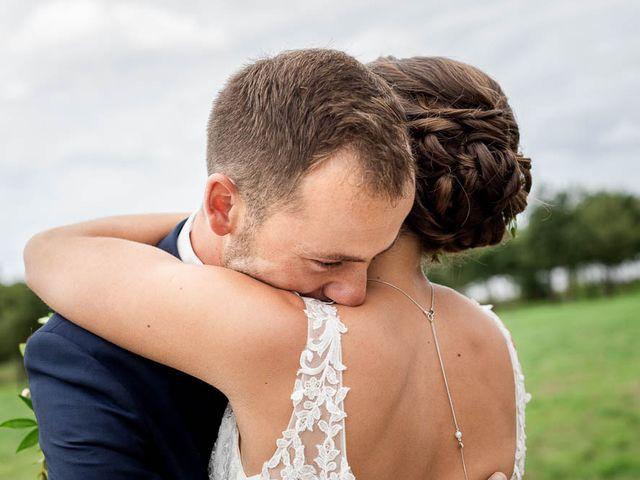 Le mariage de Amaury et Charlène à Vannes, Morbihan 21