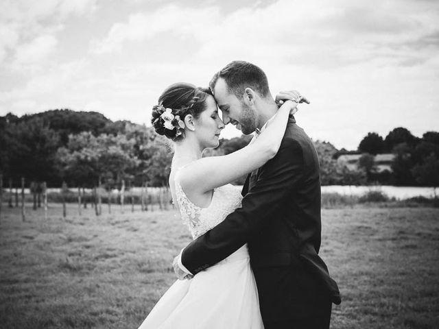Le mariage de Charlène et Amaury