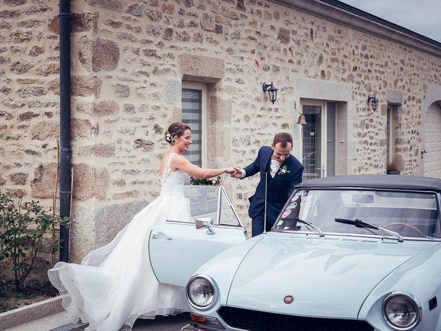 Le mariage de Amaury et Charlène à Vannes, Morbihan 23