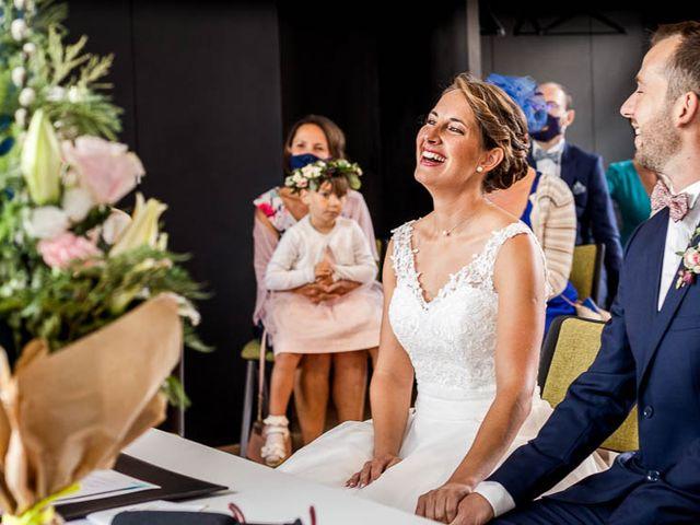 Le mariage de Amaury et Charlène à Vannes, Morbihan 26