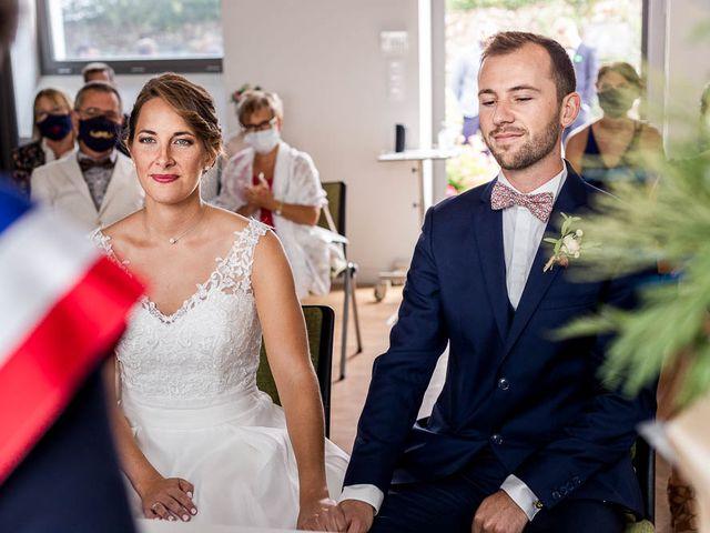 Le mariage de Amaury et Charlène à Vannes, Morbihan 27