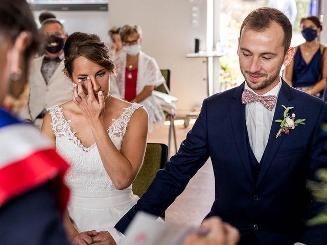 Le mariage de Amaury et Charlène à Vannes, Morbihan 30
