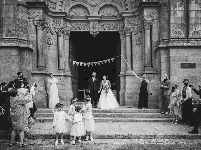 Le mariage de Amaury et Charlène à Vannes, Morbihan 36