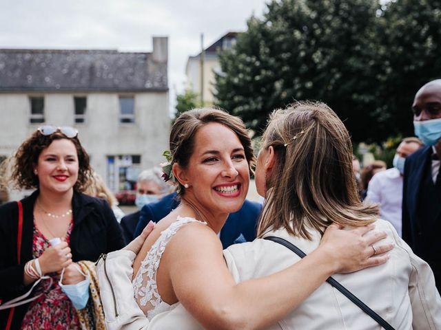 Le mariage de Amaury et Charlène à Vannes, Morbihan 40
