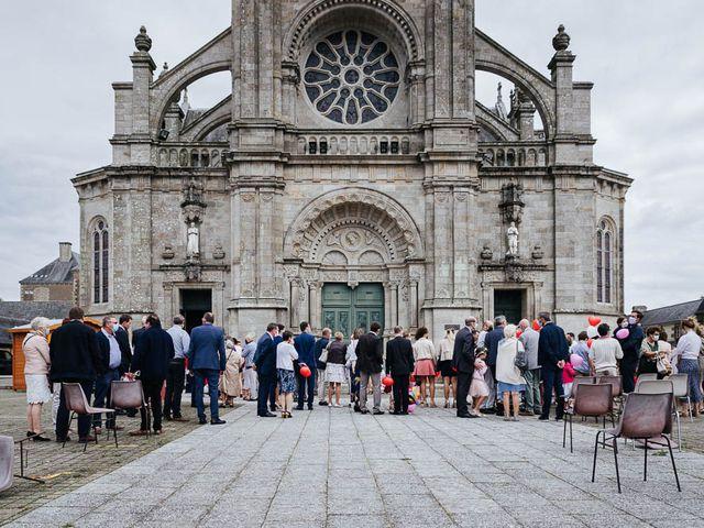Le mariage de Amaury et Charlène à Vannes, Morbihan 42