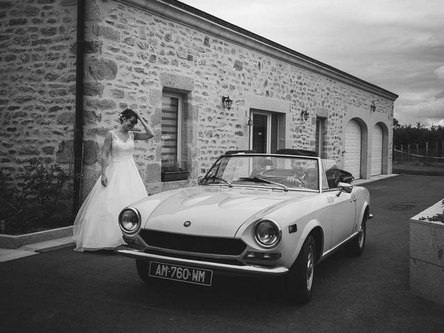 Le mariage de Amaury et Charlène à Vannes, Morbihan 46