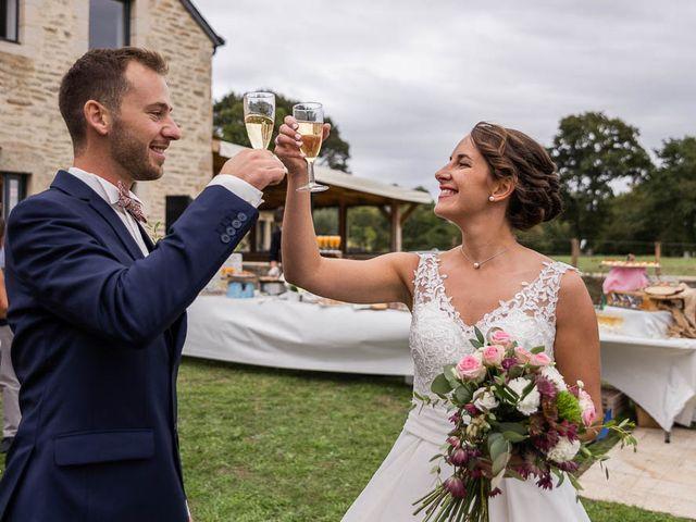 Le mariage de Amaury et Charlène à Vannes, Morbihan 54