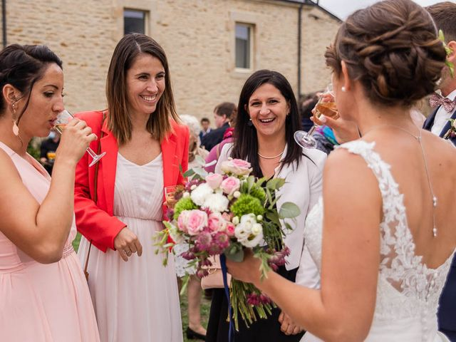 Le mariage de Amaury et Charlène à Vannes, Morbihan 56