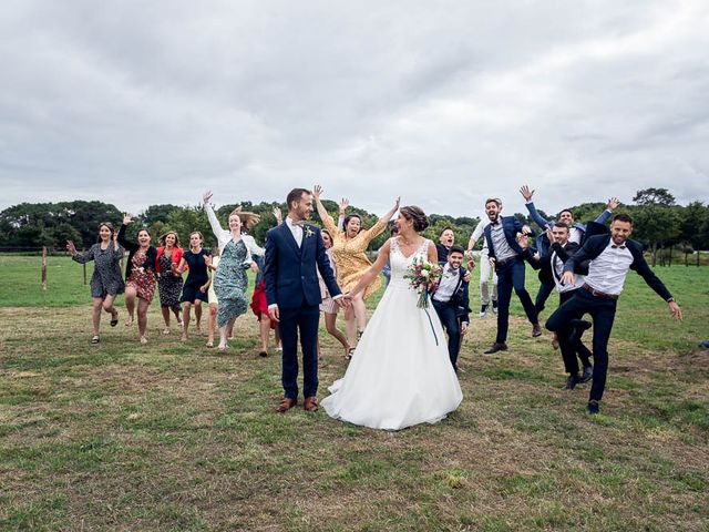 Le mariage de Amaury et Charlène à Vannes, Morbihan 65