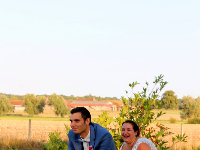 Le mariage de Adrien et Julie à Chevrières, Oise 8
