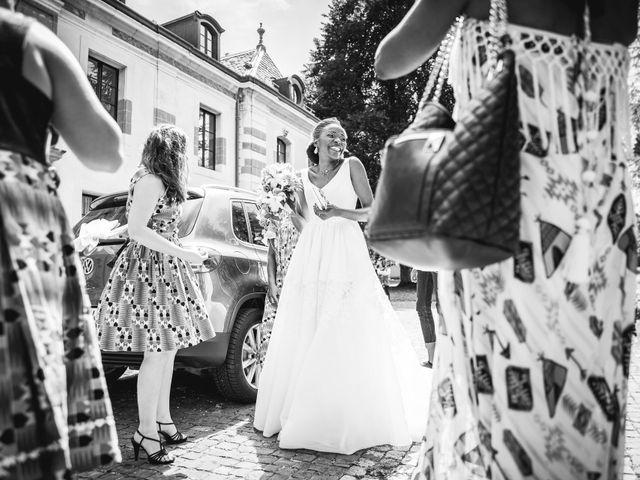 Le mariage de Mickael et Carole à Vernier, Genève 4