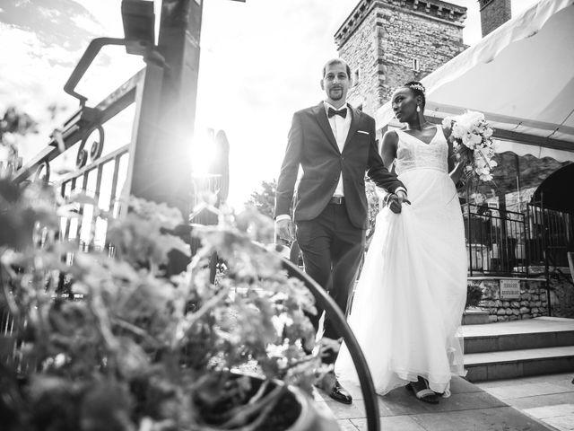 Le mariage de Mickael et Carole à Vernier, Genève 25