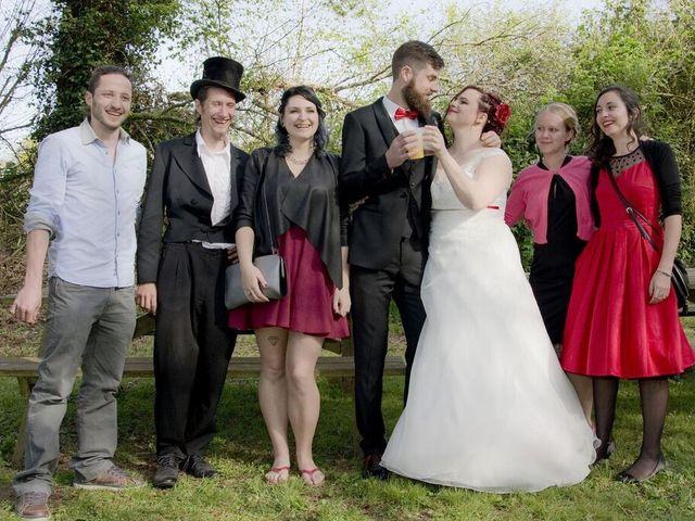 Le mariage de Victor et Delphine à Ploemeur, Morbihan 3