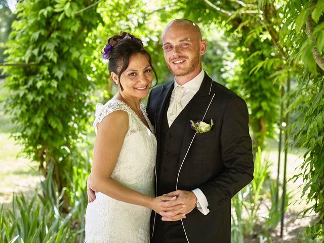 Le mariage de Christelle et Rodolphe