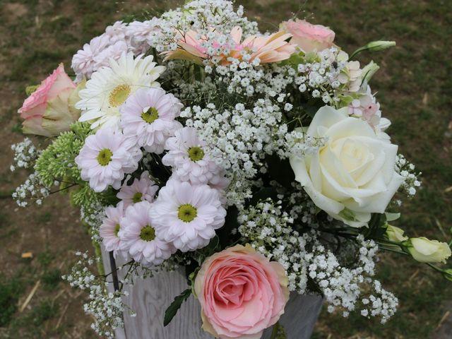 Le mariage de Raphael et Stéphanie à Chemazé, Mayenne 2