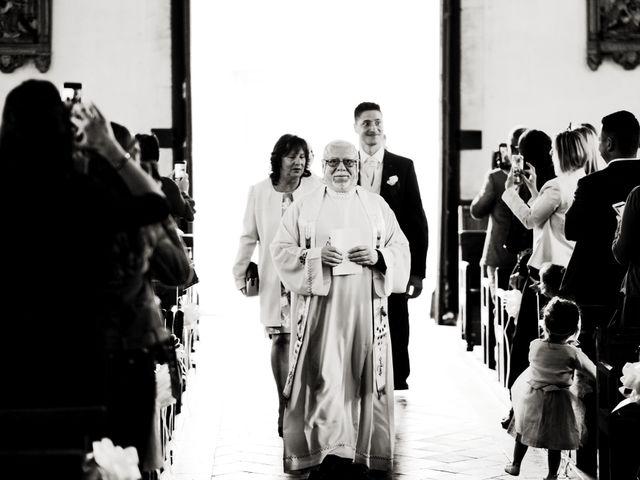 Le mariage de Arnaud et Angela à Brenouille, Oise 12