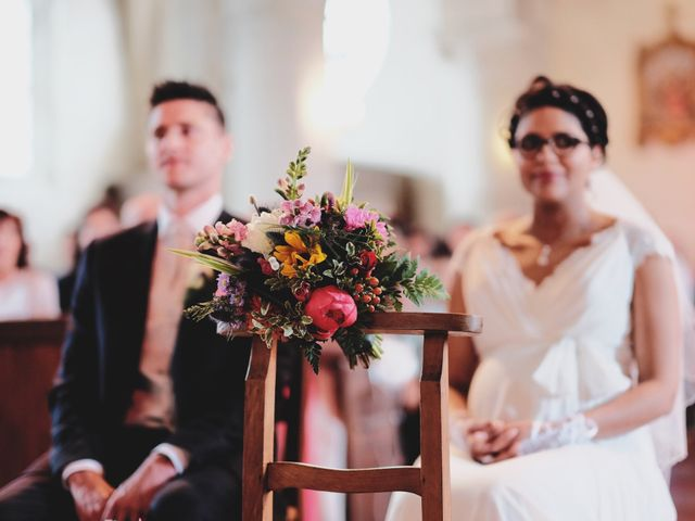 Le mariage de Arnaud et Angela à Brenouille, Oise 13