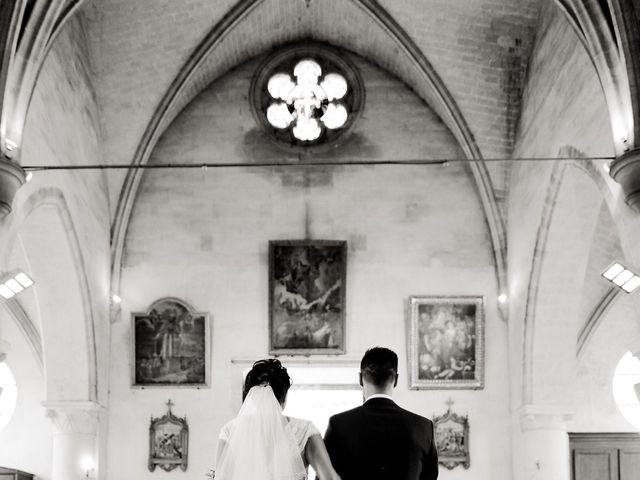 Le mariage de Arnaud et Angela à Brenouille, Oise 16