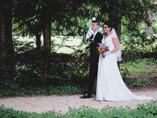 Le mariage de Arnaud et Angela à Brenouille, Oise 15