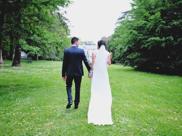 Le mariage de Arnaud et Angela à Brenouille, Oise 10