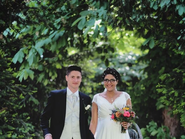 Le mariage de Arnaud et Angela à Brenouille, Oise 9