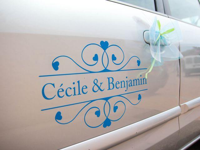 Le mariage de Benjamin et Cécile à Martigues, Bouches-du-Rhône 25