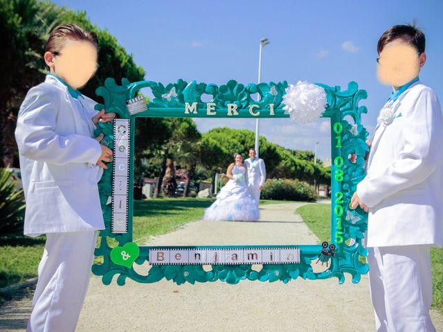 Le mariage de Benjamin et Cécile à Martigues, Bouches-du-Rhône 107