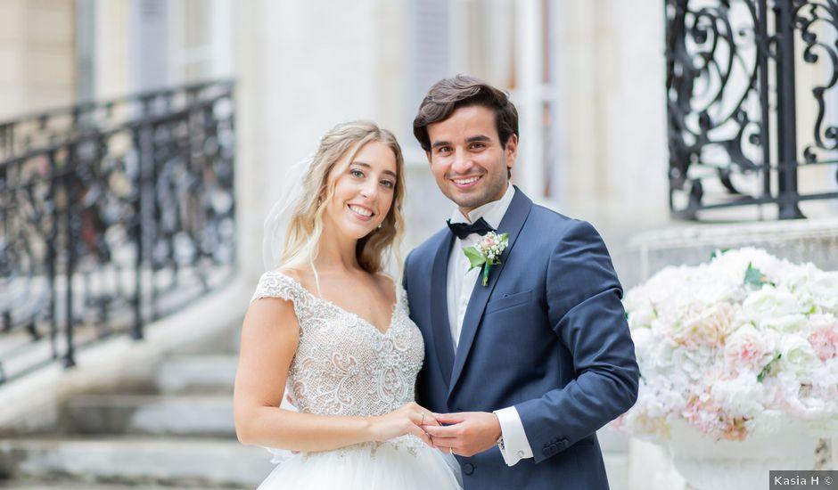 Le mariage de David et Océane à Paris, Paris