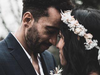 Le mariage de Sharon et Derek