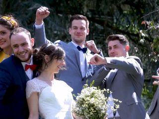 Le mariage de Maxime et Géraldine