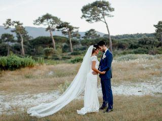 Le mariage de Emen et Pierre-Antoine