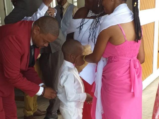 Le mariage de Kevin   et Vetuly  à Le Gosier, Guadeloupe 3