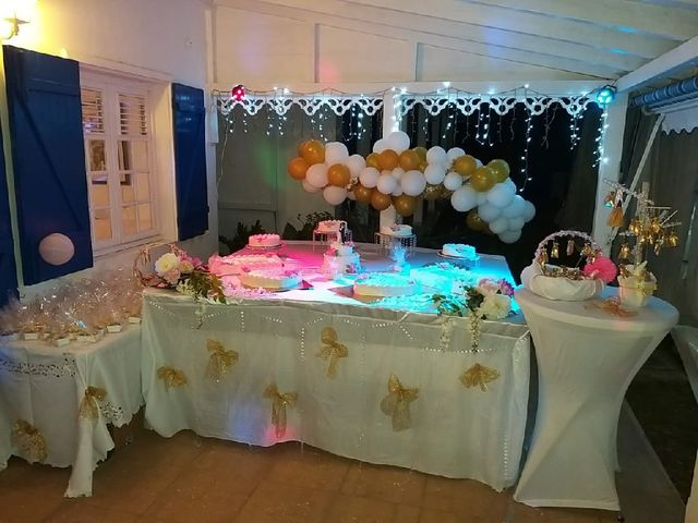 Le mariage de Kevin   et Vetuly  à Le Gosier, Guadeloupe 2