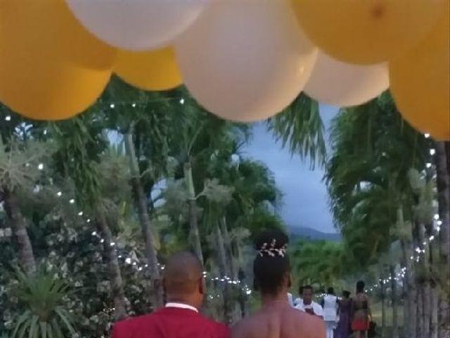 Le mariage de Kevin   et Vetuly  à Le Gosier, Guadeloupe 8
